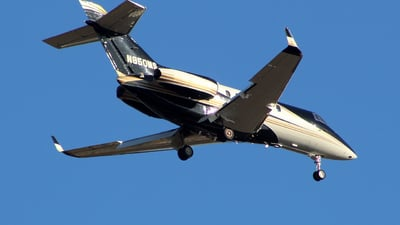 N850MS - Hawker Beechcraft 850XP - Private