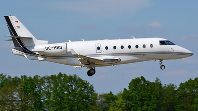 OE-HNG - Gulfstream G200 - Private
