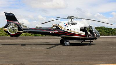 HP-1212RK - Eurocopter EC 130B4 - Private