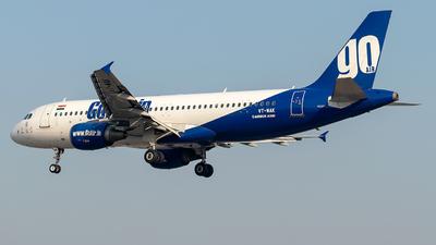 VT-WAK - Airbus A320-214 - Go Air