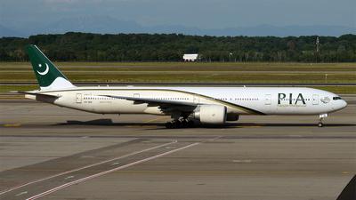 AP-BID - Boeing 777-340ER - Pakistan International Airlines (PIA)
