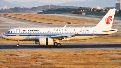 B-30FU - Airbus A320-271N - Air China