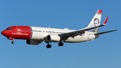 LN-DYC - Boeing 737-8JP - Norwegian