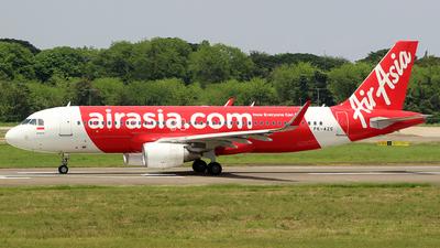 A picture of PKAZG - Airbus A320216 - AirAsia - © Luqman Alif