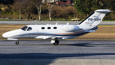 A picture of PRSBH - Cessna 510 Citation Mustang - [5100087] - © Gabriel Wallace