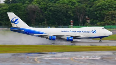 B-2433 - Boeing 747-412F(SCD) - China Cargo Airlines
