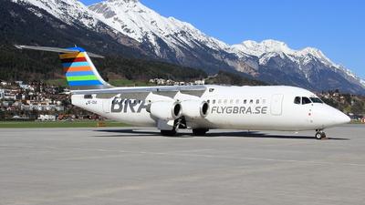 SE-DSO - British Aerospace Avro RJ100 - Braathens Regional