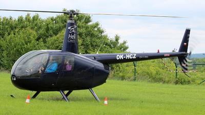 OK-HCZ - Robinson R44 Raven - Private