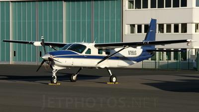 A picture of N789JG - Cessna 208B Grand Caravan - [208B1024] - © Daniel Schwinn