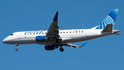 N606UX - Embraer 170-200LL - United Express (SkyWest Airlines)