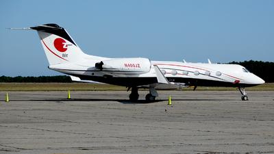 N400JZ - Gulfstream G-IV(SP) - Private