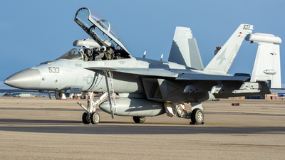 166946 - Boeing EA-18G Growler  - United States - US Navy (USN)