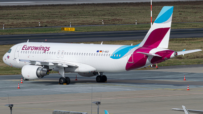A picture of DABZI - Airbus A320216 - Eurowings - © Maxi Drefahl