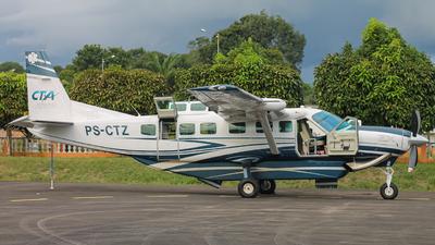 PS-CTZ - Cessna 208B Grand Caravan EX - Cleiton Taxi Aéreo