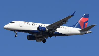 N818MD - Embraer 170-100SU - Delta Connection (Republic Airlines)