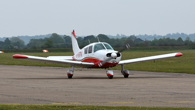 A picture of GBRPK - Piper PA28140 - [287325070] - © Iurii Tolstik