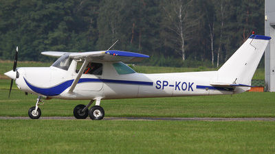 SP-KOK - Cessna 152 II - Aero Club - Slaski