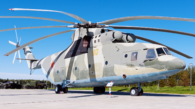 80 - Mil Mi-26 Halo - Russia - Air Force