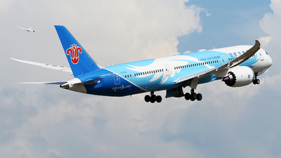 B-20AA - Boeing 787-9 Dreamliner - China Southern Airlines