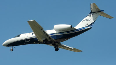 D-CEFE - Cessna 525C CitationJet 4 - E-Aviation