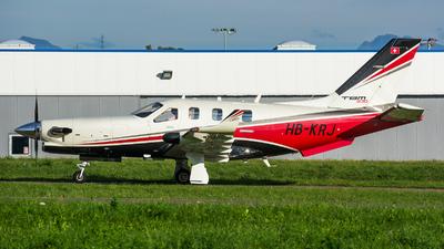 HB-KRJ - Socata TBM-930 - Private