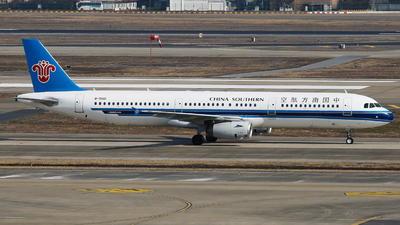 A picture of B6661 - Airbus A321231 - China Southern Airlines - © Keanu Chen
