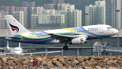 HS-PGY - Airbus A319-132 - Bangkok Airways