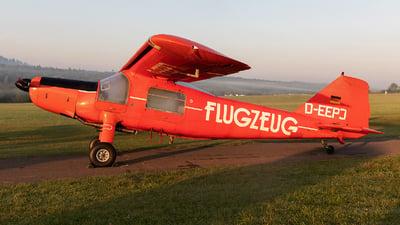 D-EEPJ - Dornier Do-27A4 - Luftsportring Laupheim