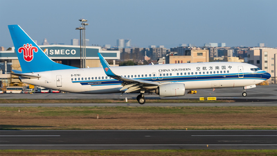 B-5761 - Boeing 737-81B - China Southern Airlines