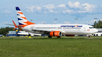 C-FLSW - Boeing 737-8HX - SmartWings (Sunwing Airlines)