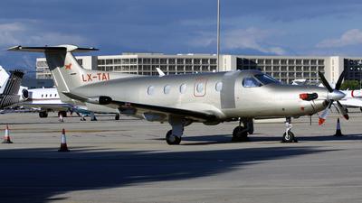 LX-TAI - Pilatus PC-12/47E - Jetfly Aviation