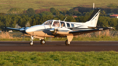 A picture of PREHA - Beech 58 Baron - [TH2111] - © Vinicius M. Rodrigues