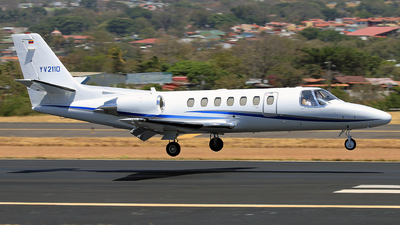 YV2110 - Cessna 560 Citation Ultra - Private