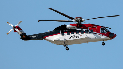 A picture of N92EH - Sikorsky S92A Helibus -  - © Degupukas