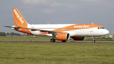 G-UZLL - Airbus A320-251N - easyJet