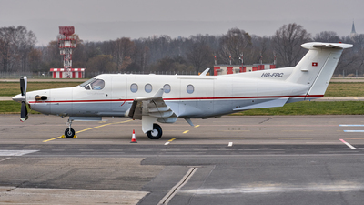 HB-FPC - Pilatus PC-12/45 - Private
