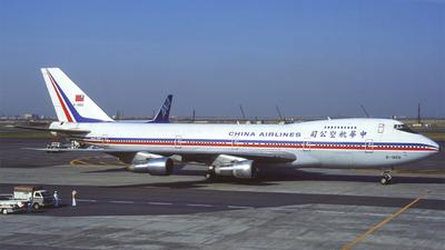 B-1866 - Boeing 747-209B - China Airlines