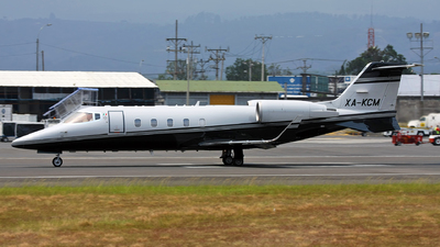 XA-KCM - Bombardier Learjet 60 - Private