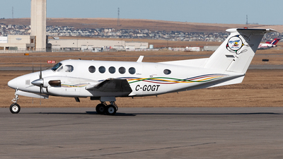 C-GOGT - Beechcraft B200 Super King Air - Missinippi Airways