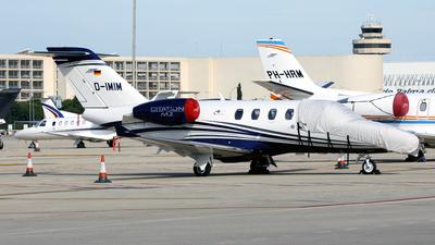 D-IMIM - Cessna 525 CitationJet M2 - Private