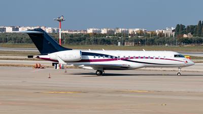 A picture of OKGRX - Bombardier Global 6000 -  - © Enzo Gattullo - Plane Spotters Bari