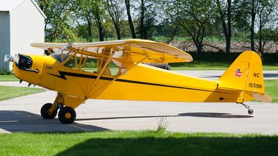 NC1559N - Piper J-3C-65 Cub - Private