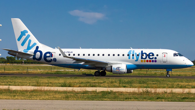 G-FBJH - Embraer 170-200STD - Flybe