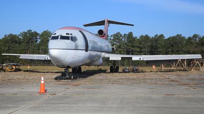N275US - Boeing 727-251(Adv) - Northwest Airlines