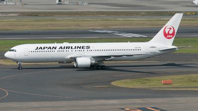 JA655J - Boeing 767-346(ER) - Japan Airlines (JAL)