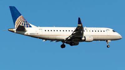 N88327 - Embraer 170-200LR - United Express (Mesa Airlines)