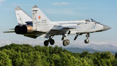 RF-92438 - Mikoyan-Gurevich MiG-31BM Foxhound - Russia - Air Force