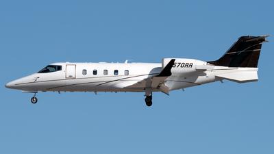 N570RR - Bombardier Learjet 60 - Cirrus Aviation