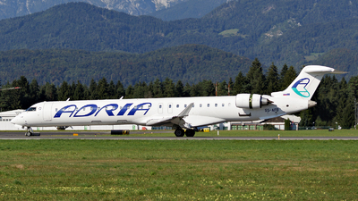 S5-AFB - Bombardier CRJ-900LR - Adria Airways