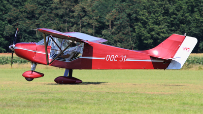 OO-C31 - Rans S-6ES Coyote II - Private